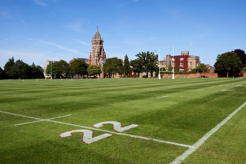Rugby School 13