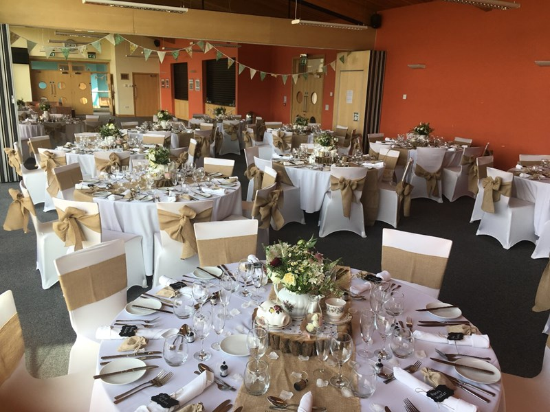 Halse Pavilion Wedding