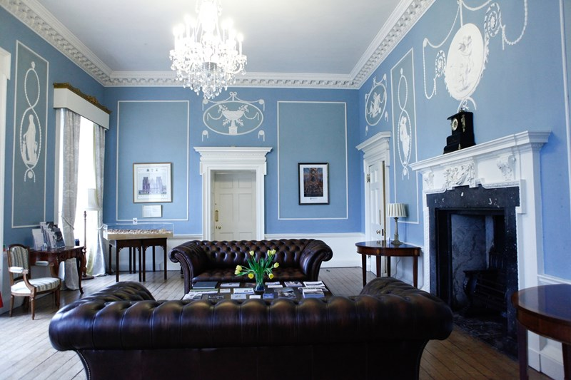 Cedars Drawing Room