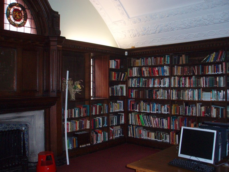 Winterstoke Library