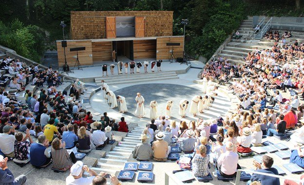 bradfield school outdoor theatre venue