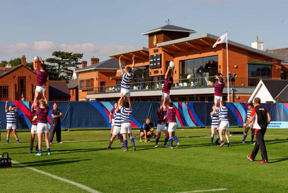 sports facilities at schools
